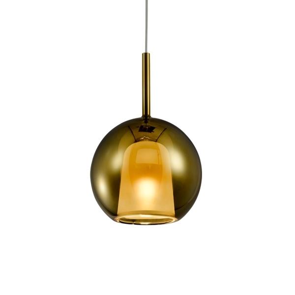 Lampa wisząca EUFORIA No. 1 16cm złota - zdjęcie nr 0