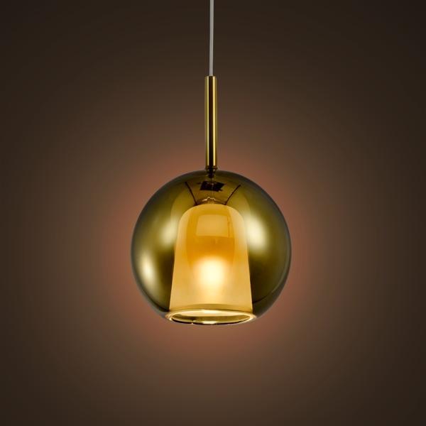 Lampa wisząca EUFORIA No. 1 16cm złota - zdjęcie nr 1