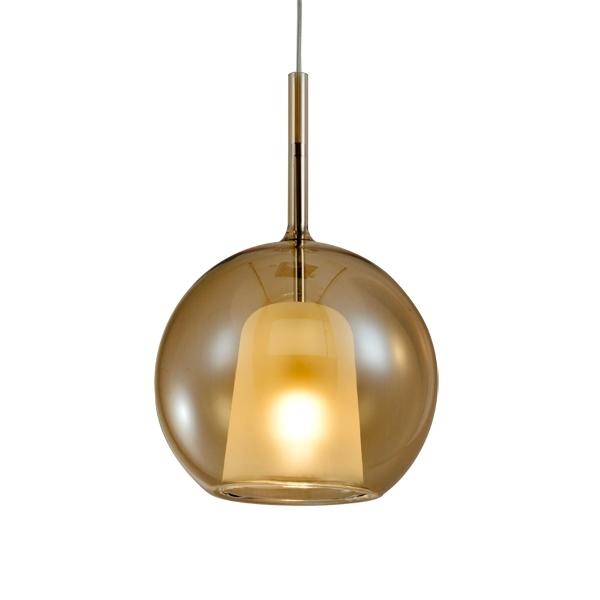 Lampa wisząca EUFORIA No. 1 20cm burszty nowa - zdjęcie nr 0