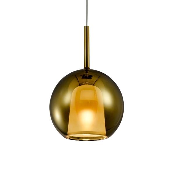 Lampa wisząca EUFORIA No. 1 20cm złota - zdjęcie nr 0