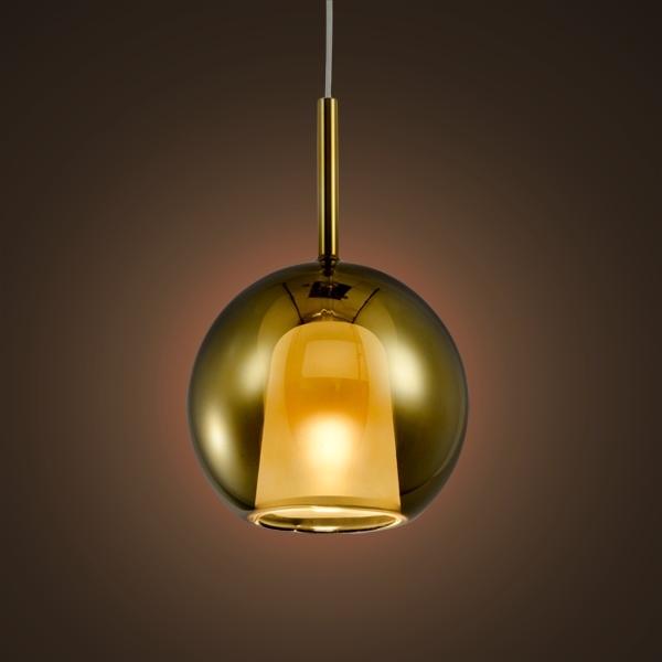Lampa wisząca EUFORIA No. 1 20cm złota - zdjęcie nr 1