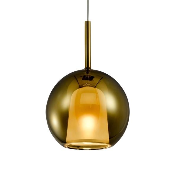 Lampa wisząca EUFORIA No. 1 25cm złota - zdjęcie nr 0