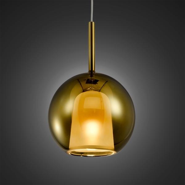 Lampa wisząca EUFORIA No. 1 25cm złota - zdjęcie nr 1