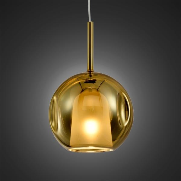 Lampa wisząca EUFORIA No. 2 25cm złota - zdjęcie nr 1