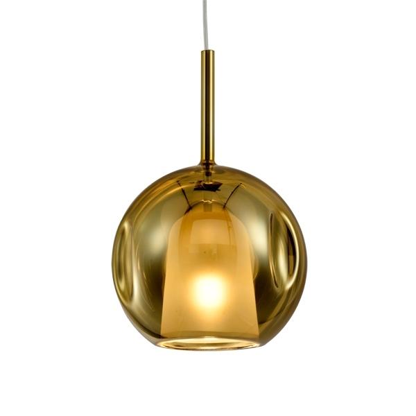 Lampa wisząca EUFORIA No. 2 25cm złota - zdjęcie nr 0