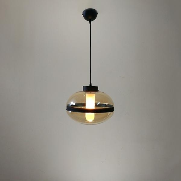 Lampa wisząca YOKO No. 1 bursztynowa - zdjęcie nr 0
