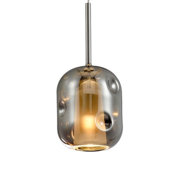 Lampa wisząca EUFORIA No. 3 chrom - zdjęcie nr 0