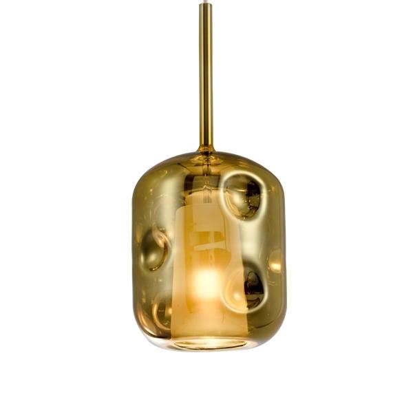 Lampa wisząca EUFORIA No. 3 złota - zdjęcie nr 0