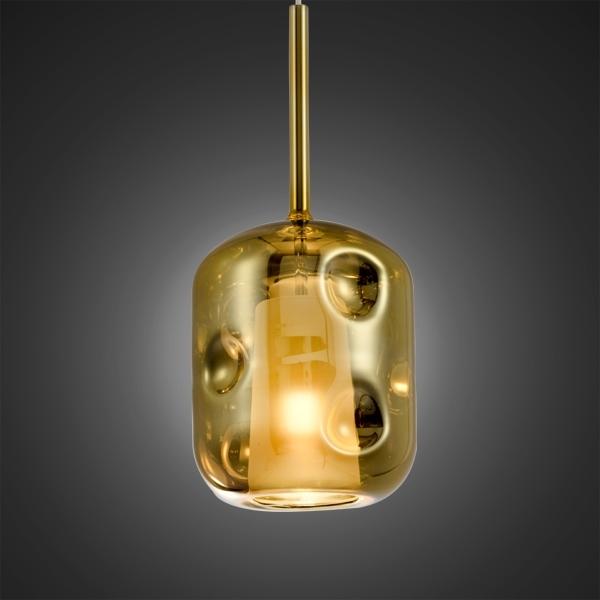 Lampa wisząca EUFORIA No. 3 złota - zdjęcie nr 1