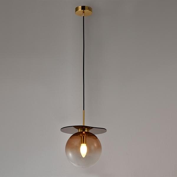 Lampa wisząca MADEMOISELLE herbaciana - zdjęcie nr 0