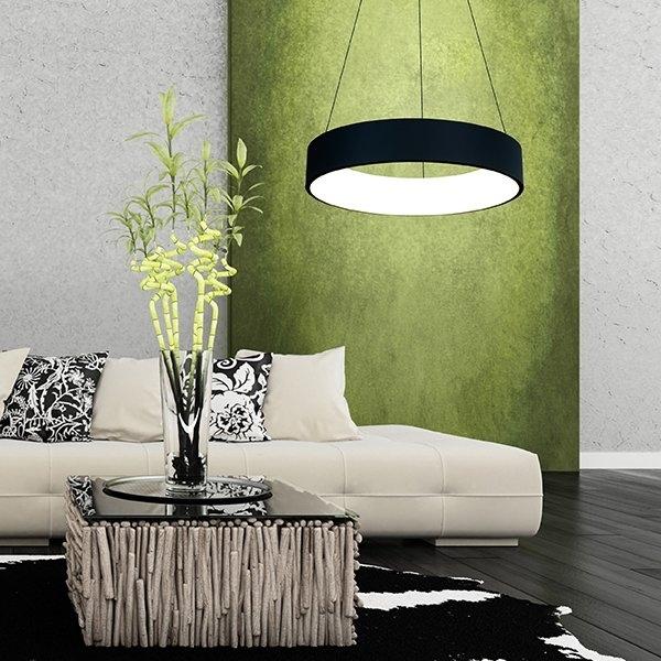 Ledowa lampa wisząca SMD LED Vogue No.3 - zdjęcie nr 3