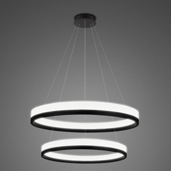 Ledowa Lampa wisząca Billions No. 2 60cm 4k  Altavola Design - zdjęcie nr 0