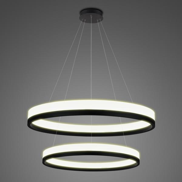 Ledowa Lampa wisząca Billions No.2 80cm - 3k  Altavola Design - zdjęcie nr 0