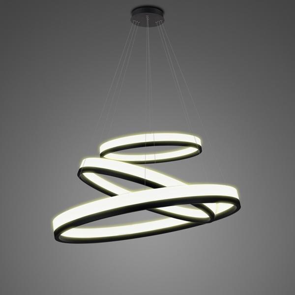 Ledowa Lampa wisząca Billions No. 3 80cm - 3k ściemniacz  Altavola Design - zdjęcie nr 0