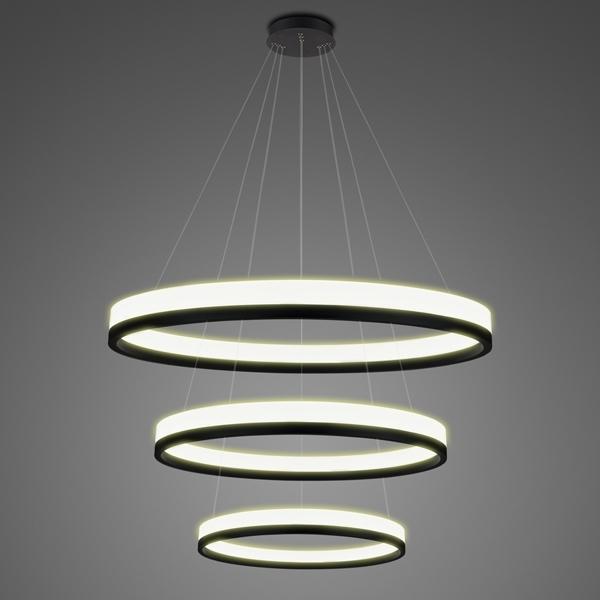 Ledowa Lampa wisząca Billions No. 3 80cm - 3k ściemniacz  Altavola Design - zdjęcie nr 1