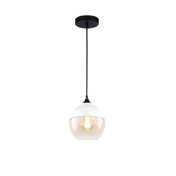 Závěsné svítidlo Altavola Design Manhattan Chic 1 bílé