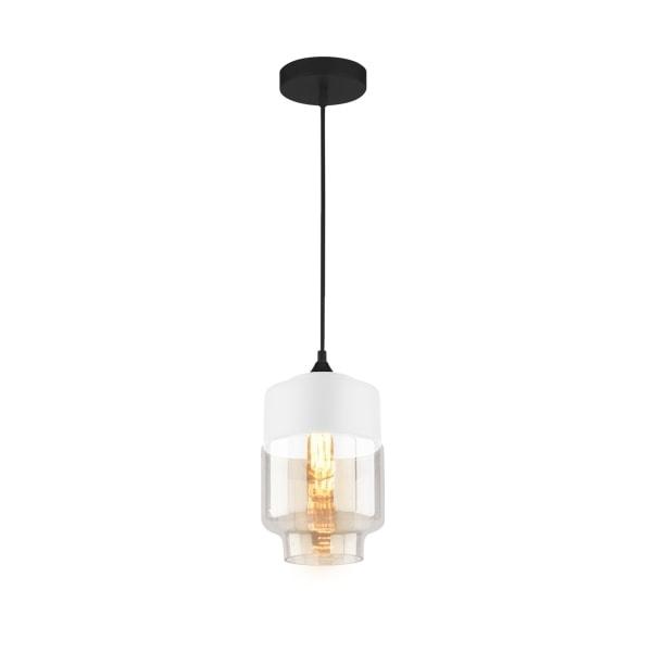 Závěsné svítidlo Altavola Design Manhattan Chic 2 bílá