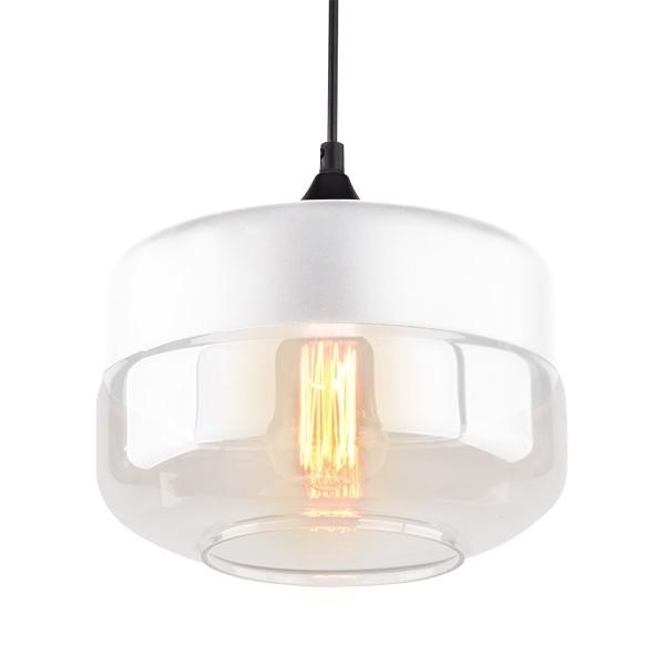 Závěsné svítidlo Altavola Design Manhattan Chic 3 bílé
