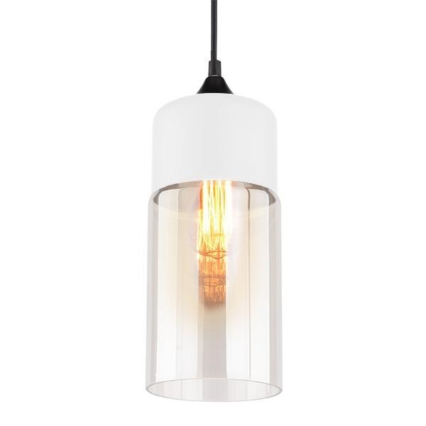 Závěsné svítidlo Altavola Design Manhattan Chic 4 bílé