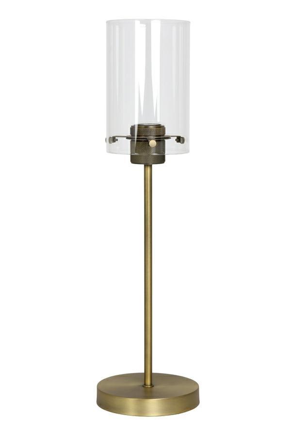 Stolní lampa Vancouver antická hnědá