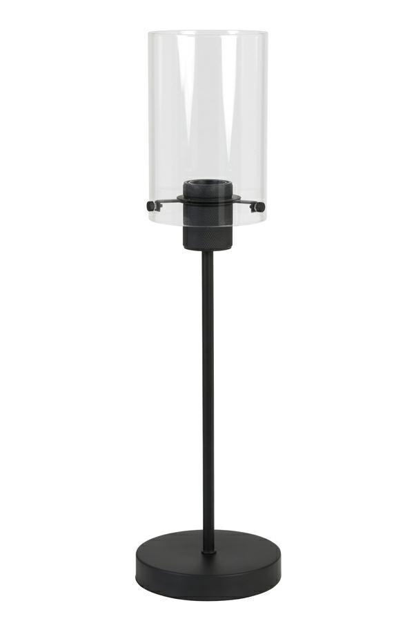 Stolní lampa Vancouver matná černá