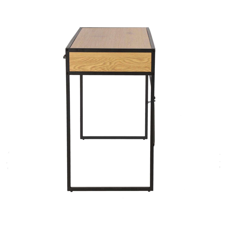 Biurko Oxford Dąb z szufladą - zdjęcie nr 6