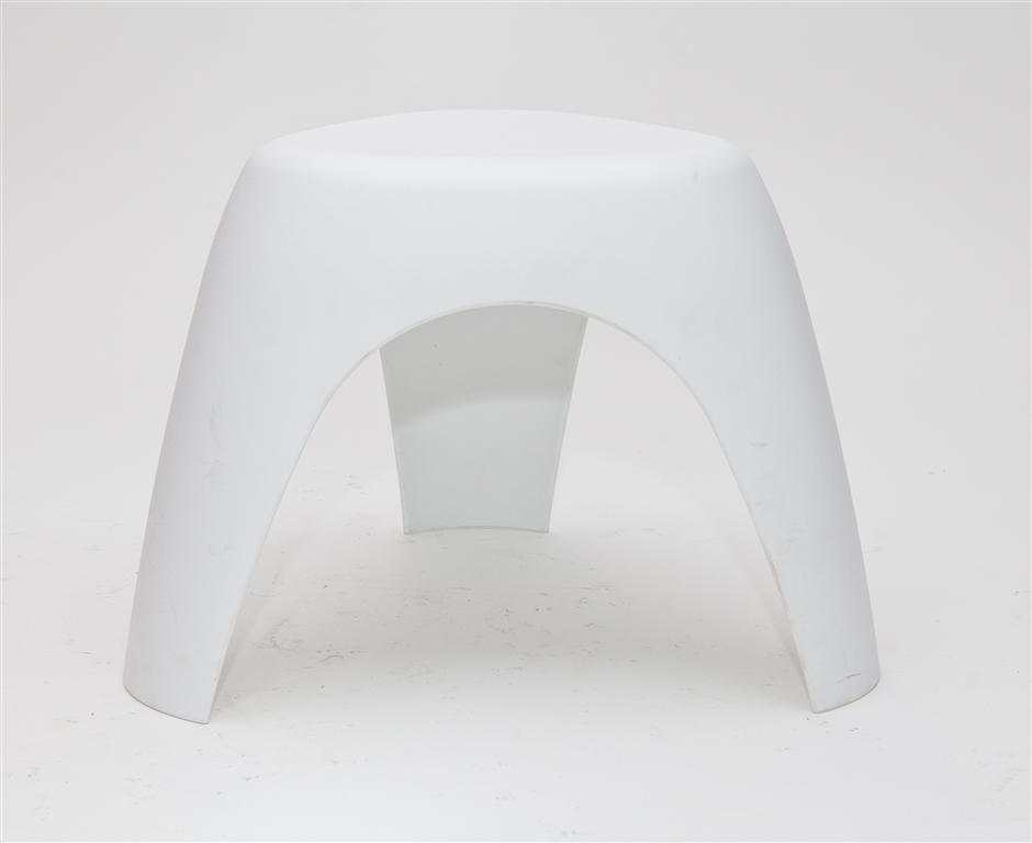 Stolička D2 Fant bílá