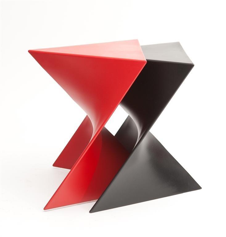 Konferenční stolek Zed černý