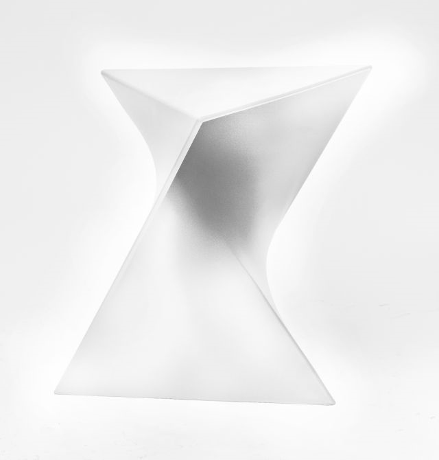 Konferenční stolek Zed bílý