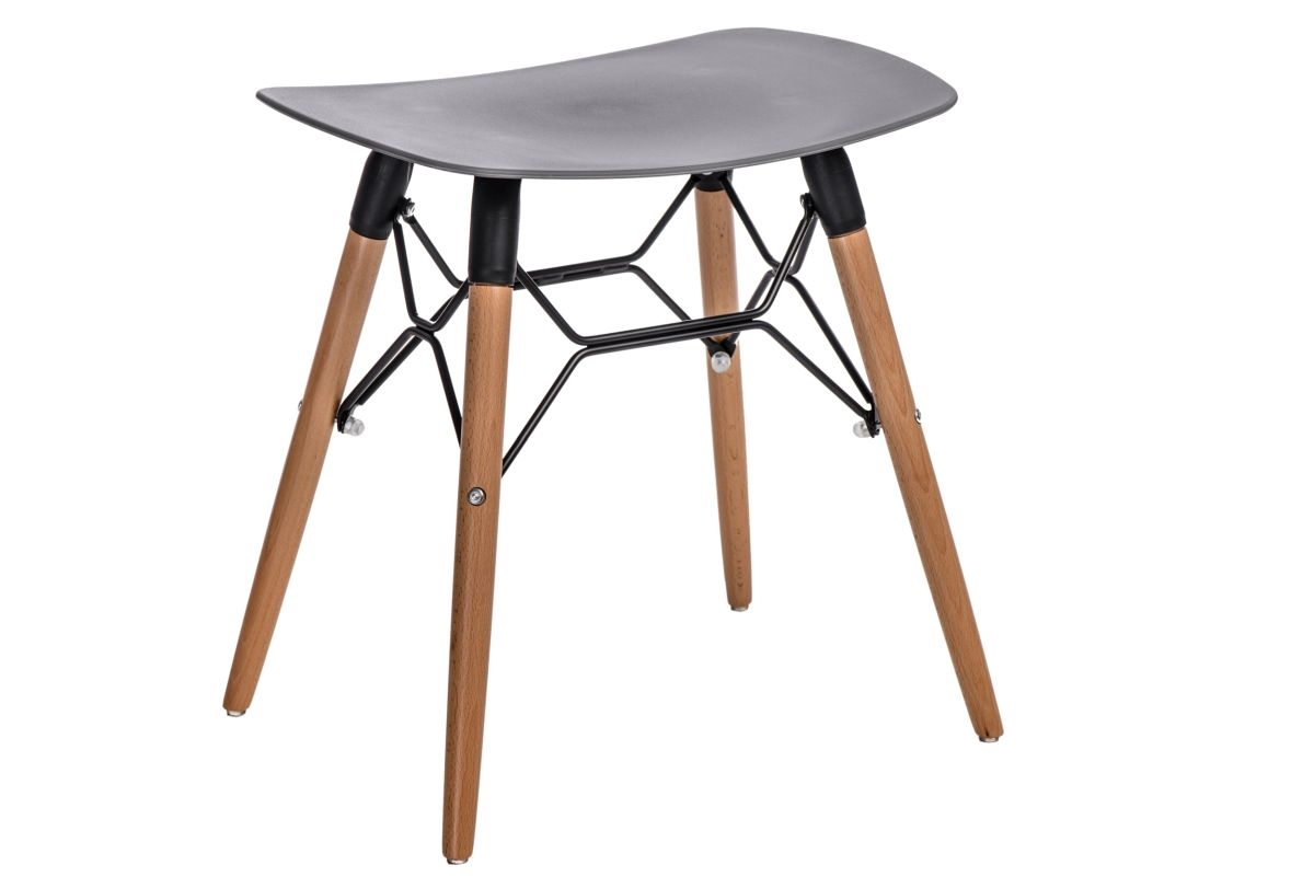 Stolička D2 PixelN šedá
