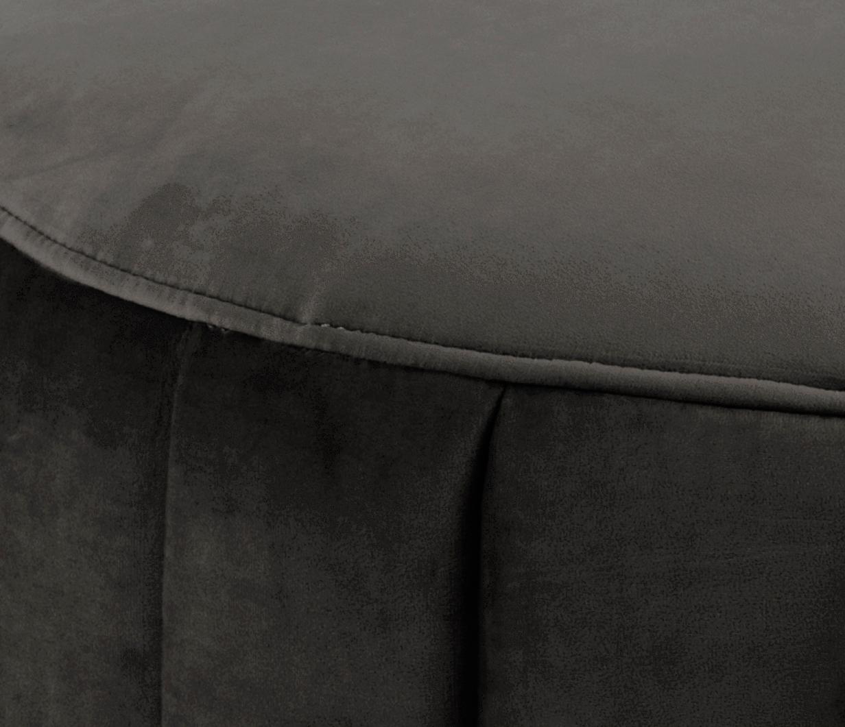 Pufa Doria VIC Grey/brown - zdjęcie nr 3