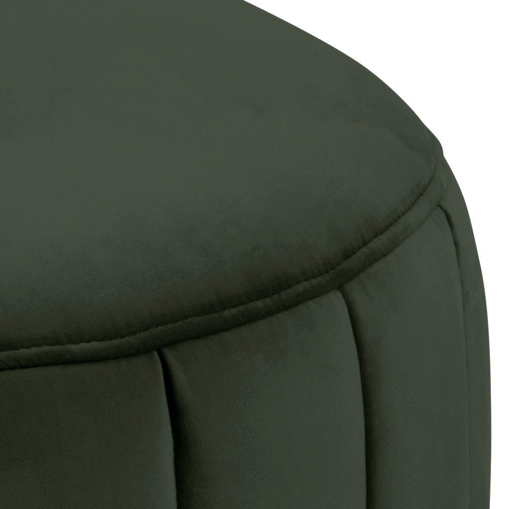 Pufa Doria VIC Dark green - zdjęcie nr 1