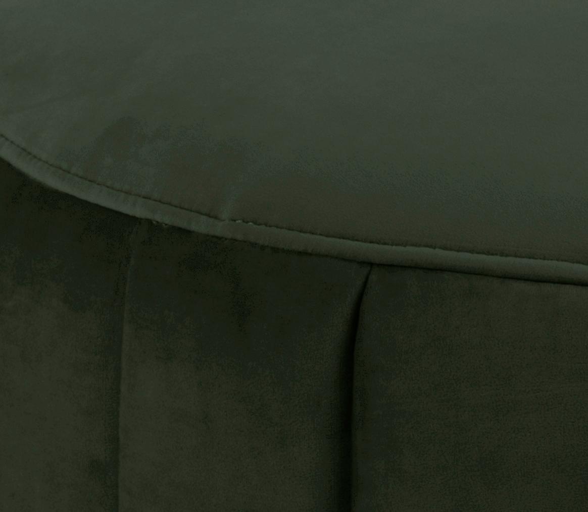 Pufa Doria VIC Dark green - zdjęcie nr 2