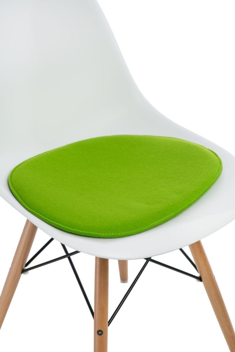 Poduszka na krzesło Side Chair zie. jas. - zdjęcie nr 0