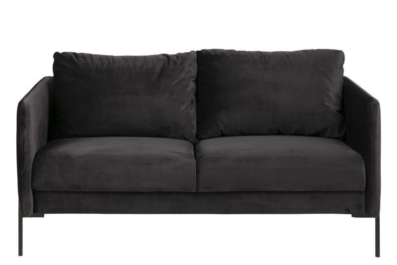 Sofa Kingsley 2,5 antracytowa - zdjęcie nr 1