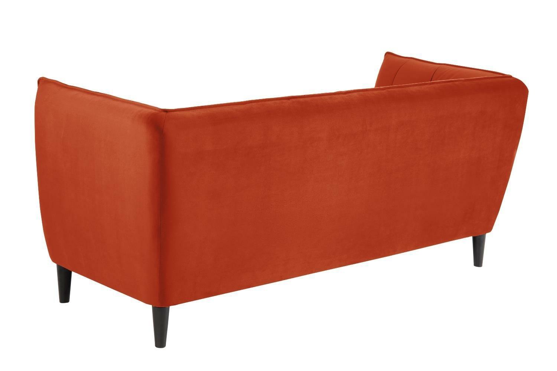 Sofa Jonna Velvet Cooper - zdjęcie nr 2