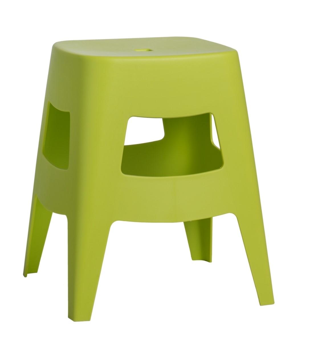 Stolička D2 Tower zelená